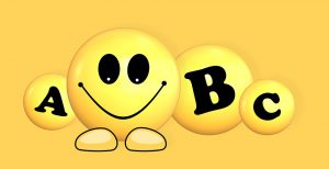 smiley abc